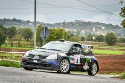 Poco soddisfacente il Rally Mura Poligonali di Ferentino per Biase Simone e la Casarano Rally Team