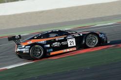 La Solaris Motorsport centra il podio nel round finale del GT Open a Barcellona
