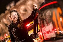 Corinne Federighi copilota d'eccezione al Rally Day di Pomarance