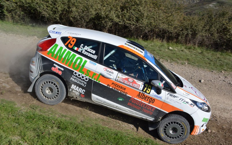 Bilancio positivo per Devis Ravanelli al Rally della Val d'Orcia