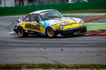 "Riccardo De Bellis sfiora la top ten al Monza Rally Show ""Historic"""