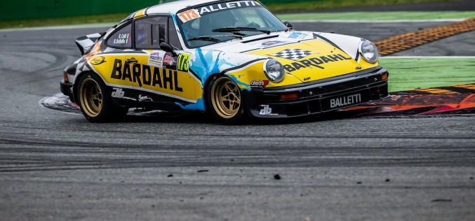 """Riccardo De Bellis sfiora la top ten al Monza Rally Show """"Historic"""""""