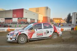 Emanuele Silvestri chiude quarto nel Trofeo Italia Rally Terra del Motor Show