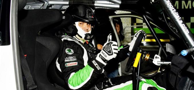 Al via la nuova stagione di Max Rendina con il Rallye di Monte Carlo
