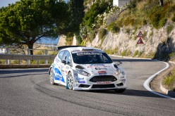 Ford Racing chiude la stagione con un podio al Rally di Sperlonga