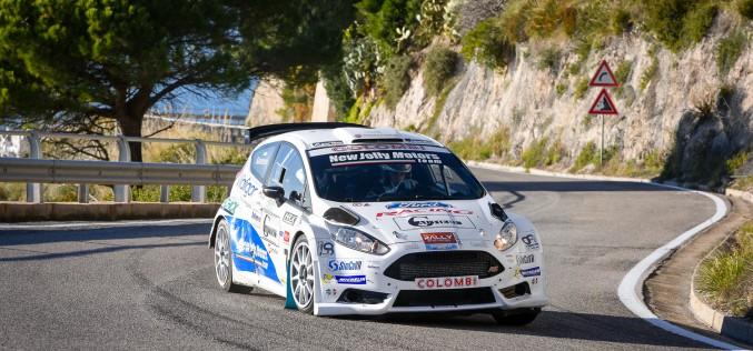 Ford Racing chiude la stagione con un podio al Rally di Sperlonga