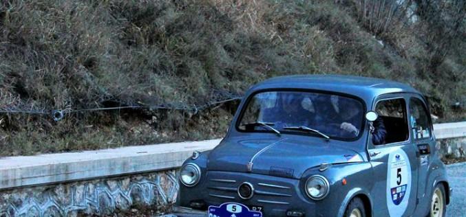 Ad Alberto Aliverti e Lorenzo Cogliandro su A112 la prima del Cireas