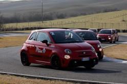 Terza Selezione di Aci Rally Italia Talent 2017 targato Abarth al Circuito di Siena
