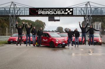 Al via in Sicilia Aci Rally Italia Talent 2017 targato Abarth con boom d'iscritti nella Selezione di Pergusa