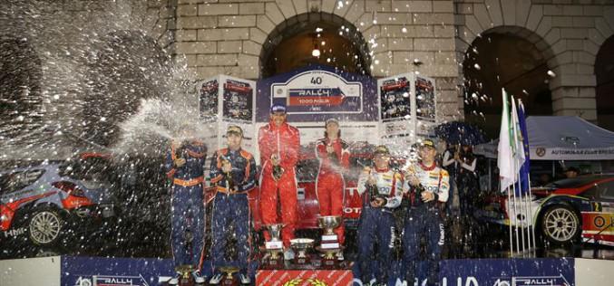 La 41esima edizione del Rally 1000 Miglia a Salò