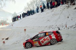 BRC non trova fortuna a Monte Carlo, Basso e Scattolin costretti al ritiro