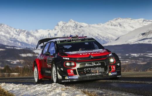 Sparco nel Mondiale Rally con Citroen e M-Sport