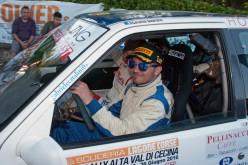 Gabriele Catalini e Manuela Milli sono i vincitori del Trofeo Rally Automobile Club Lucca 2016