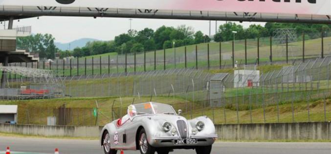 La Rievocazione Storica Gran Premio del Mugello entra nel Campionato Italiano Regolarità Auto Storiche 2017