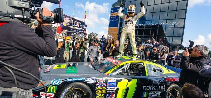 NASCAR Whelen Euro Series: il circuito di Franciacorta ospiterà una sessione di test e la presentazione della stagione 2017