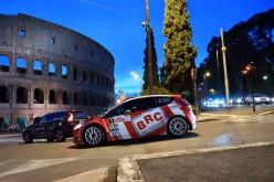 Al Rally di Roma Capitale il 1° Memorial Valerio Cologgi