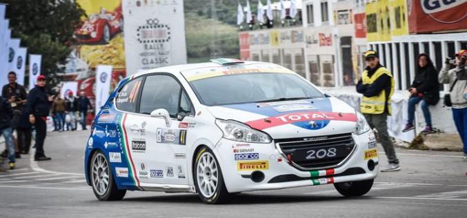 Campionato Italiano Rally 2017: Peugeot a sostegno dei giovani