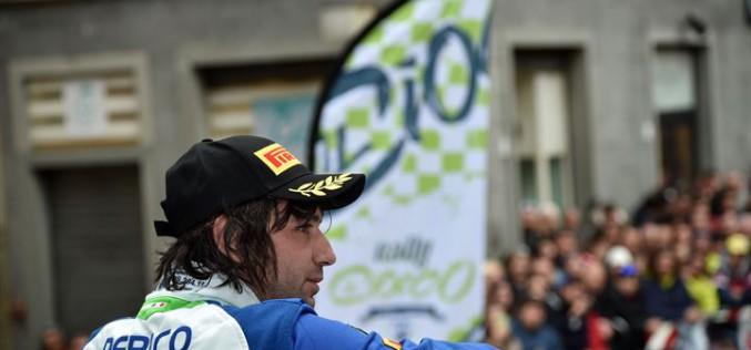 Alessandro Perico pronto per il Campionato Italiano Rally 2017