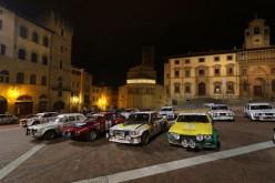 L'Historic Rally Vallate Aretine, la prima gara del CIR Auto Storiche