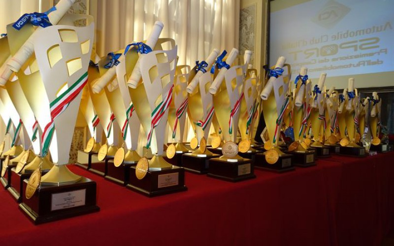 A Bologna la premiazione Aci Sport dei protagonisti del Campionato Italiano Gran Turismo 2016
