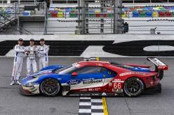 Sparco e Ford Chip Ganassi, connubio vincente a Daytona