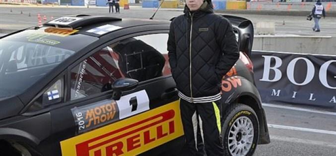 Kalle Rovanperä potrebbe prendere parte ad alcune gare del Campionato Italiano Rally