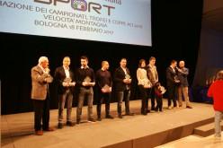 Premiati a Bologna i protagonisti di CIVM e TIVM