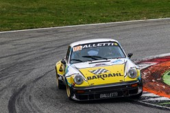 DB Motorsport al 7° Rally Vallate Aretine storico con la Porsche