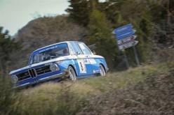 Il rally delle Vallate Aretine è la prima della stagione per Marco Savioli
