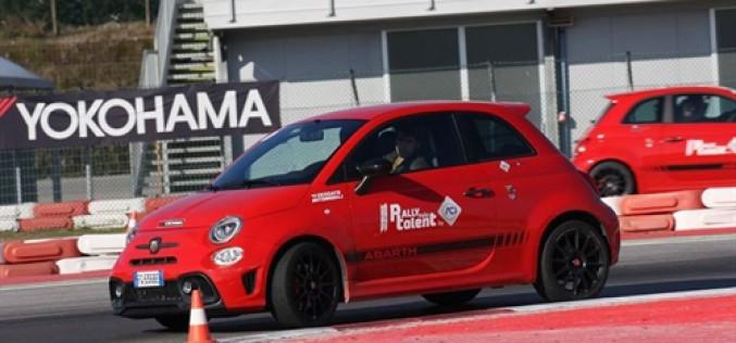 Record assoluto d'iscritti alla penultima Selezione di Aci Rally Italia Talent 2017 a Franciacorta