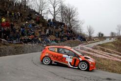 Simone Campedelli e Pietro Ometto, Ford Fiesta R5 vincono il 40°Rally Il Ciocco e Valle del Serchio