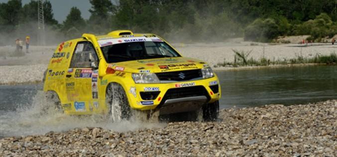 Uliana nel Suzuki Challenge, nozze d'oro con Suzuki