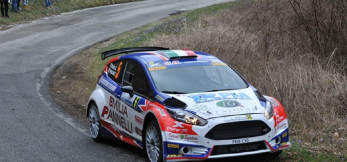 """Il """"tricolore rally"""" di Xrace Sport: Rusce-Farnocchia a Sanremo per """"fare punti"""""""