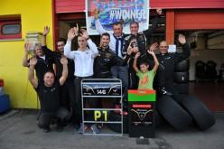 Benvenuti-Demarchi pronti a scendere in pista nella classe Super GT Cup del Campionato Italiano Gran Turismo 2017
