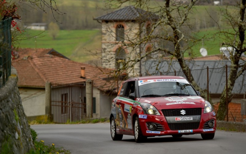 Suzuki Rally Trophy, il secondo round a Sanremo