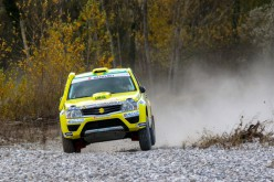 Italian Baja di Primavera lo start del CI Cross Country Rally 2017