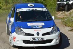 Vittoria di Beccaria-Castelli su Renault Clio al 1° Rally Cefalù Corse