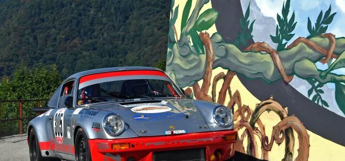 Da Zanche riparte dal Rally Costa Brava