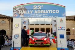 24° Rally Adriatico: uno stimolo in più per la ripresa del territorio