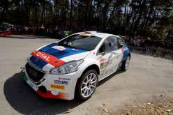 Peugeot vince il Rallye di Sanremo