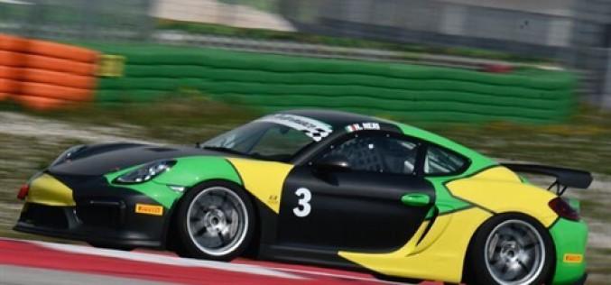 Kinetic Racing al via nella classe GT4 del Campionato Italiano Gran Turismo 2017