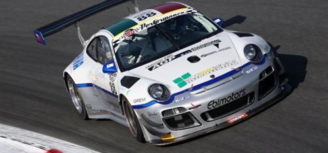 Per Ebimotors conferme e novità per il Campionato Italiano Gran Turismo 2017