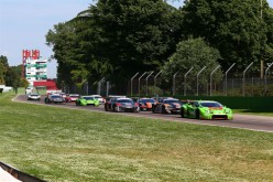 A Imola bandiera verde per la 15ª edizione del Campionato Italiano Gran Turismo