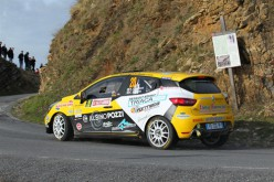 Kevin Gilardoni è protagonista del Ruote Motrici al Rallye Sanremo