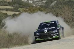 Luca Hoelbling al Rally di San Marino: obiettivo podio nel Campionato Italiano Rally Terra