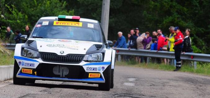 7° Rally Internazionale Lirenas di Cassino: la carica dei 107