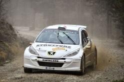 Vintaloro con CST Sport protagonista nel Campionato Italiano Rally Terra