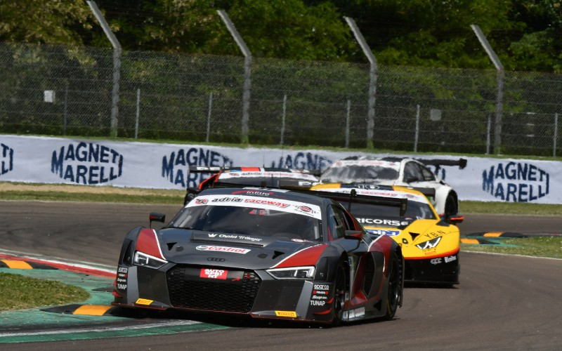 Audi Sport Italia si prepara per il weekend GT a Misano