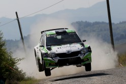 De Dominicis in gara con Motorsport Italia al Rally dell'Adriatico