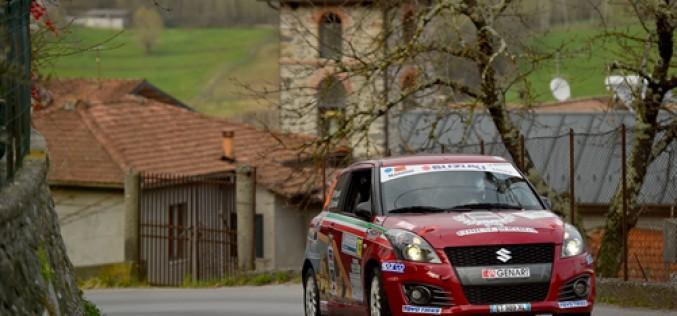 Suzuki Rally Trophy e la Terra di mezzo dell'Adriatico